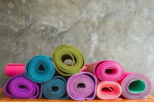 Yoga à la maison